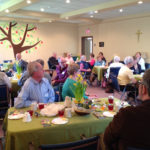 Lunch and Communion May 13